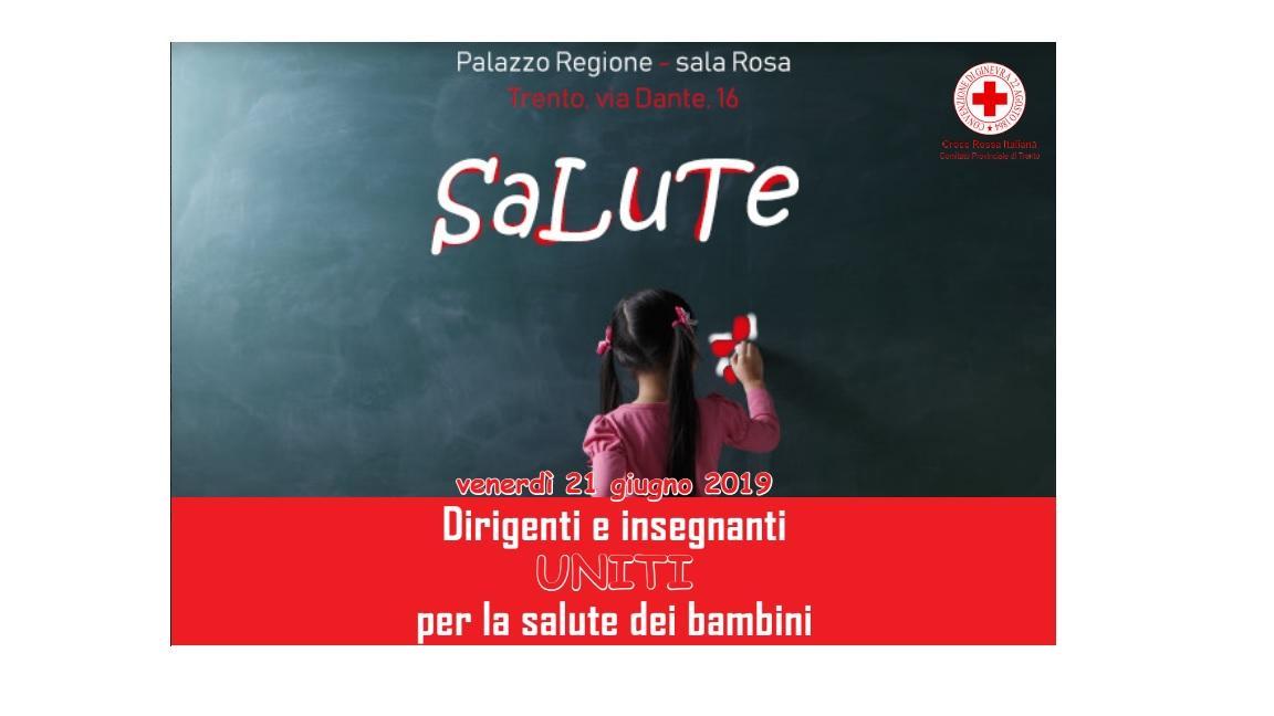 Dirigenti E Insegnanti Uniti Per La Salute Dei Bambini Prossimi Appuntamenti Calendario Eventi Il Portale Della Scuola In Trentino Vivoscuola