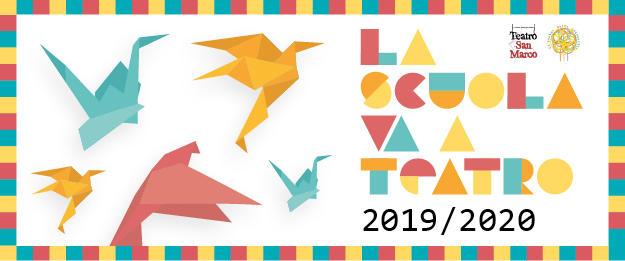 Calendario Eventi 2020.La Scuola Va A Teatro 2019 2020 Prossimi Appuntamenti